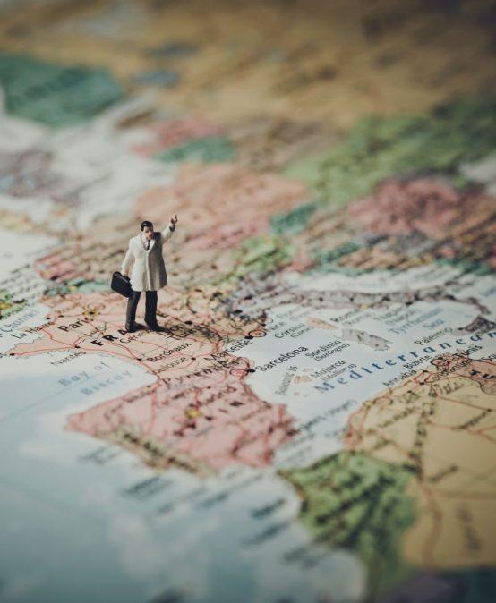 Europäisches Geschäftsumfeld